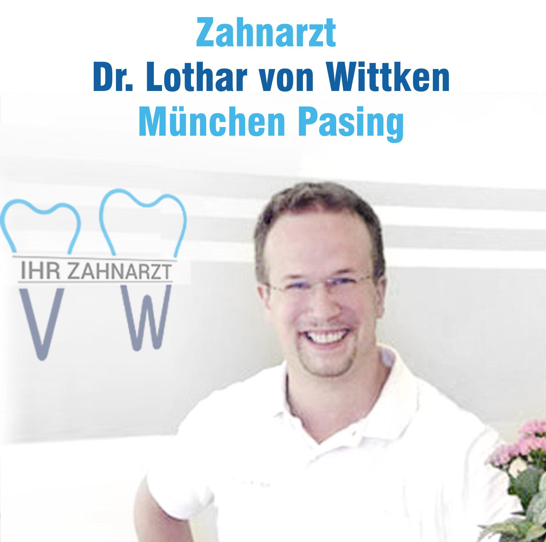 Dr. Lothar von Wittken